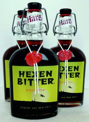 Hexenbitter - Kräuterlikör