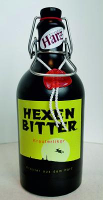 Hexenbitter - Kräuterlikör im Tonkrug