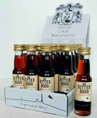 Ritter Bodo - Halbbitterlikör