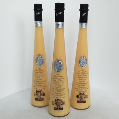 Honig - Eierlikör