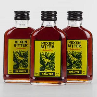 Hexenbitter - Kräuterlikör 0,1l